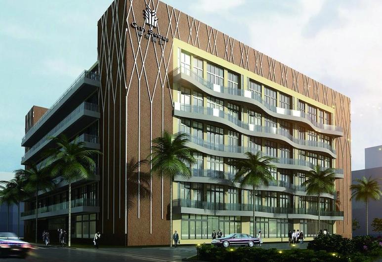 City Suites - Kaohsiung Chenai, Каошіунь