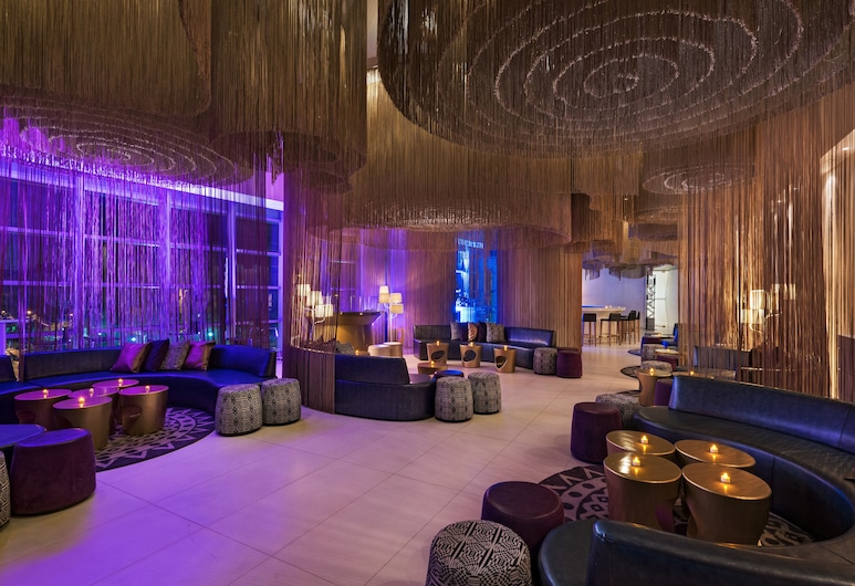 W Bogota, Bogotá, Bar hotelowy