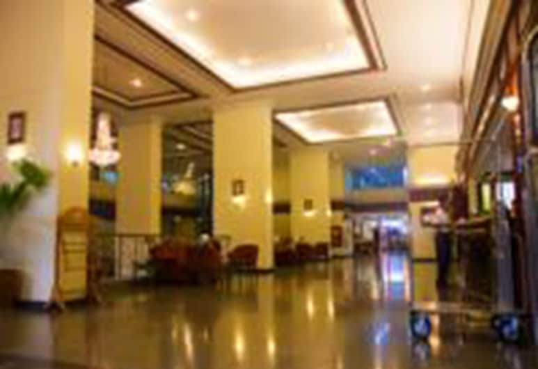 Omni Syncate Suites, Bangkok, Hall