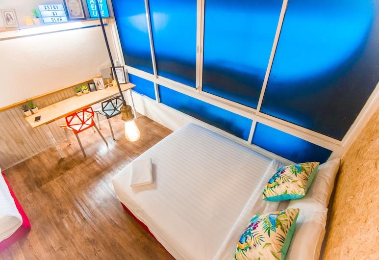 글래드 방콕 호스텔 바 & 레스토랑, 방콕, BFF Room 6 Persons with Shared Bathroom, 객실