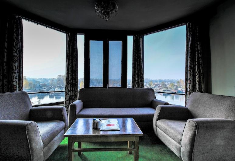 Welcome Hotel at Srinagar, Srinagar, Presidential Suite, Living Area