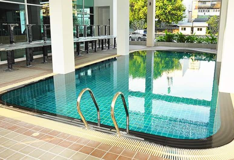 Dheva Residences Suites, Bankokas, Baseinas