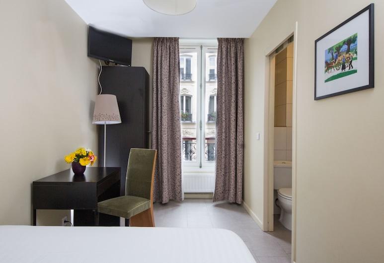 Hôtel Montmartre, Paris, Dubbelrum, Gästrum