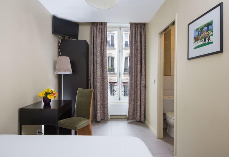 Hôtel Montmartre, Paris, Double Room, Guest Room