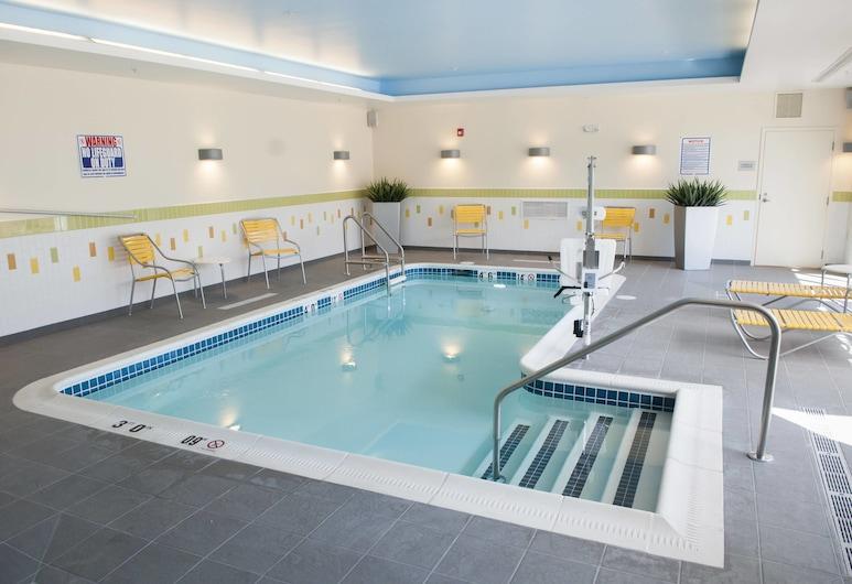 Fairfield Inn & Suites Springfield Northampton/Amherst, Nortamptonas, Sporto salė