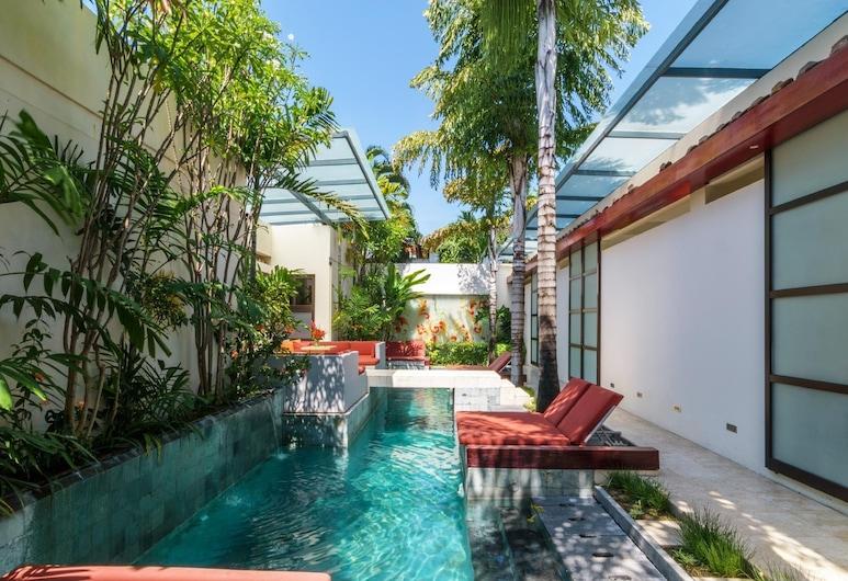峇里金爵套房別墅飯店, 水明漾