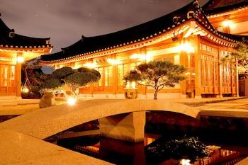 慶州黃南關酒店的圖片