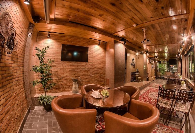 Uyut Hotel, Almaty, Zitruimte lobby