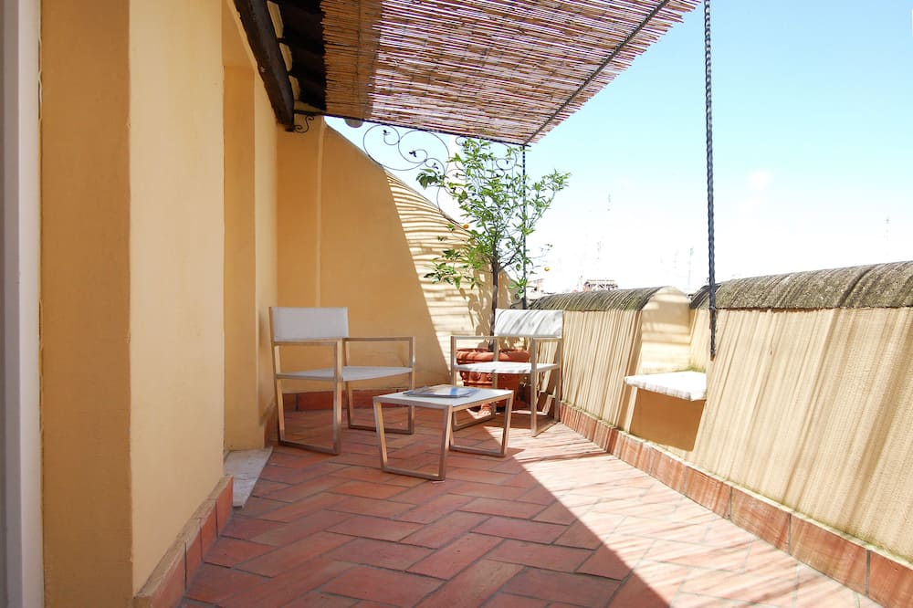 Executive-Studio (Bernini) - Balkon