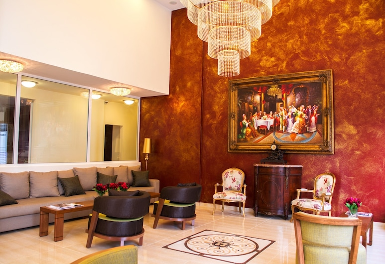 Al Murjan Palace Hotel, Jounié, Hall