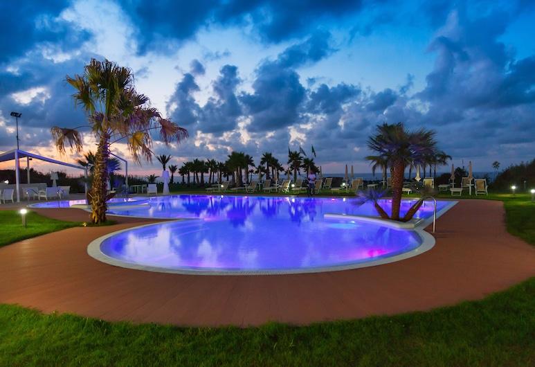 Infinity Resort Tropea, Parghelia, Piscina al aire libre