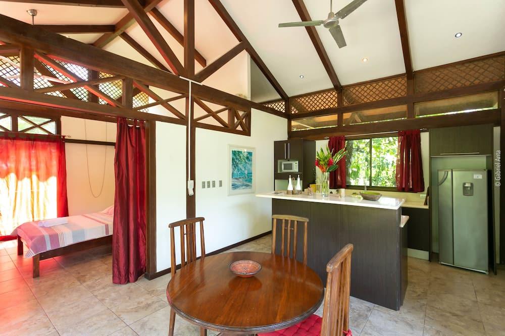 Bungalow Doble con cocina equipada - Zona de estar