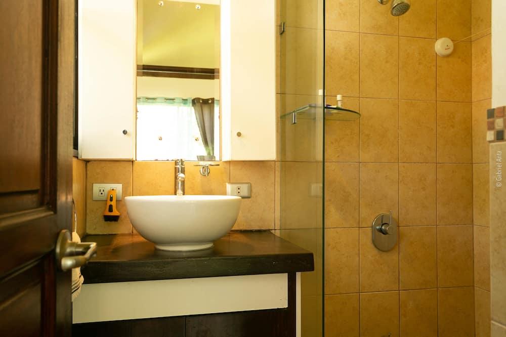Habitación estándar doble, 2 camas individuales - Cuarto de baño