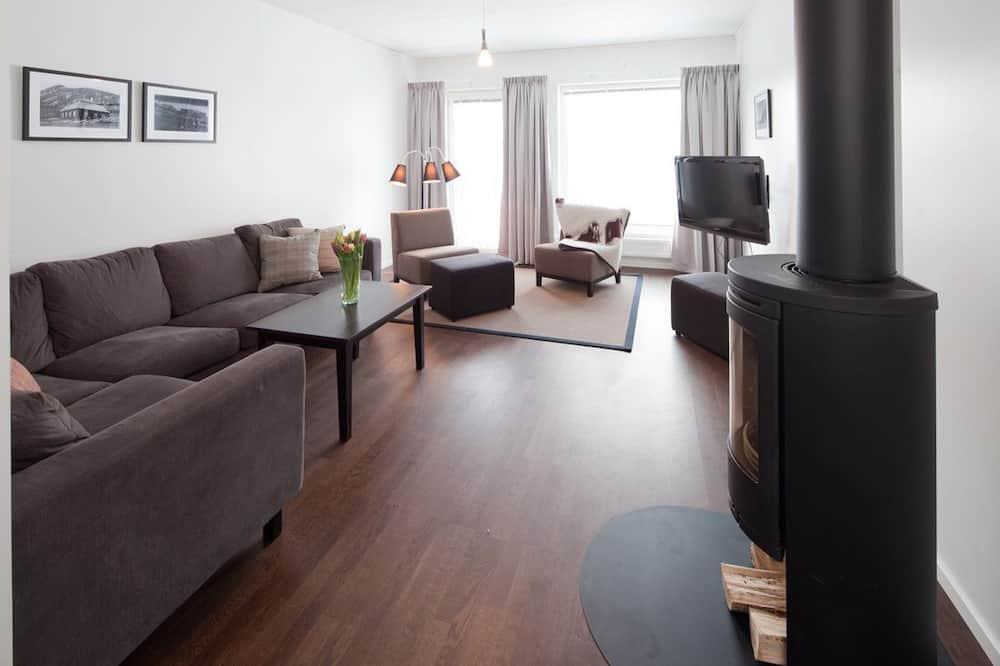 Rostberget 120, 4 bedrooms (Bed linen and housekeeping not included) - Habitación