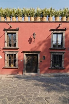Naktsmītnes Casa Florida attēls vietā San Miguel de Allende