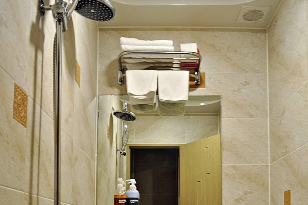 豪華單人房 - 浴室