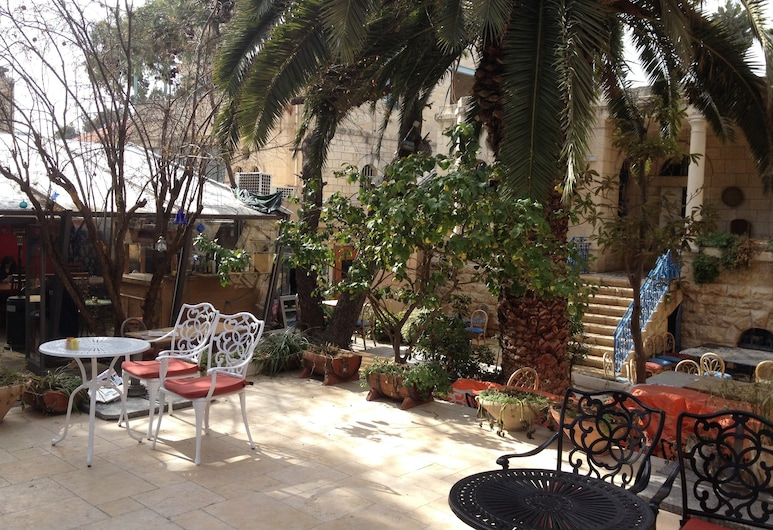 Jerusalem Garden Home, Jeruzalė, Viešbučio teritorija