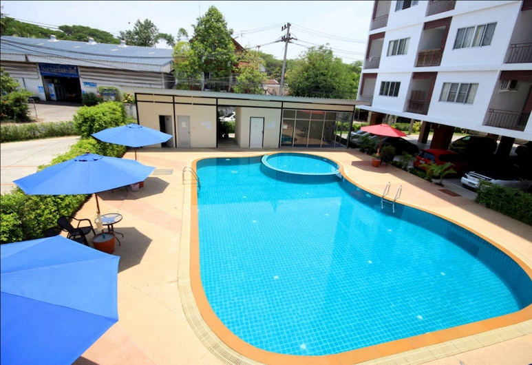 MOUROOM, Chiang Mai, Outdoor Pool