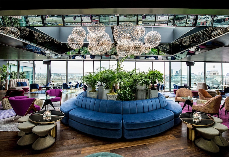 Sea Containers London, London, Hotelbar