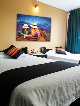 Enter your dates to get the La Paz hotel deal