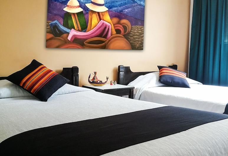 Hotel Sagarnaga, La Pasas