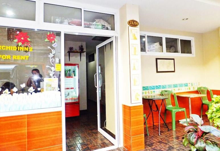 ホワイト オーキッド イン, バンコク