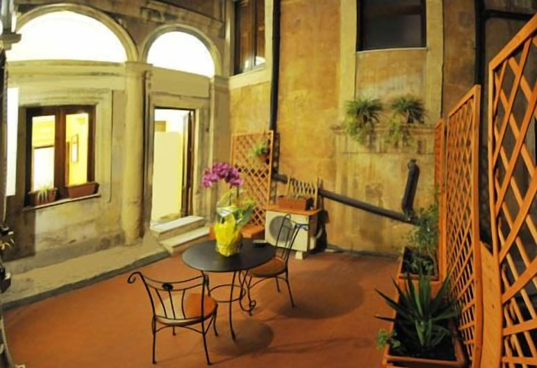 Al Duomo inn B&B, Catania, Cortile