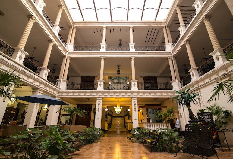 Gran Hotel de Merida, Mérida, Λόμπι