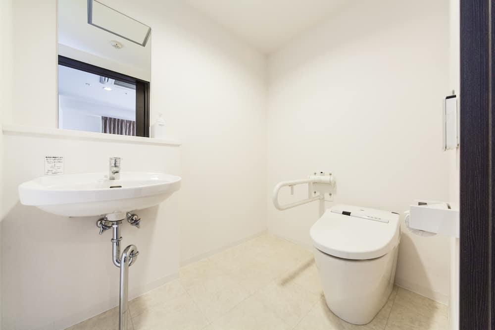 デラックス ルーム 禁煙 (Queen, Eco Plan - No Linen Services) - バスルーム