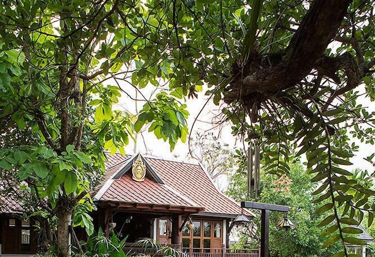 Nirvana Chiang Mai, Mae Rim, Viešbučio teritorija