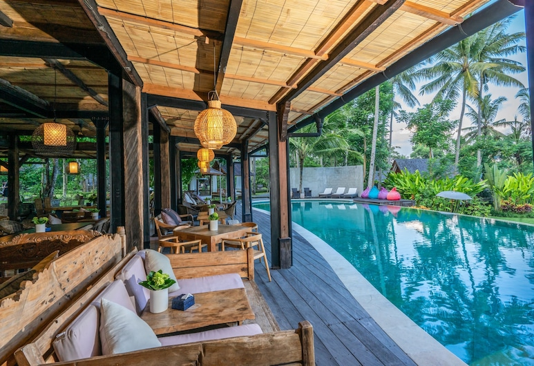 De Ubud Villas & Spa, Ubud, Children's Pool