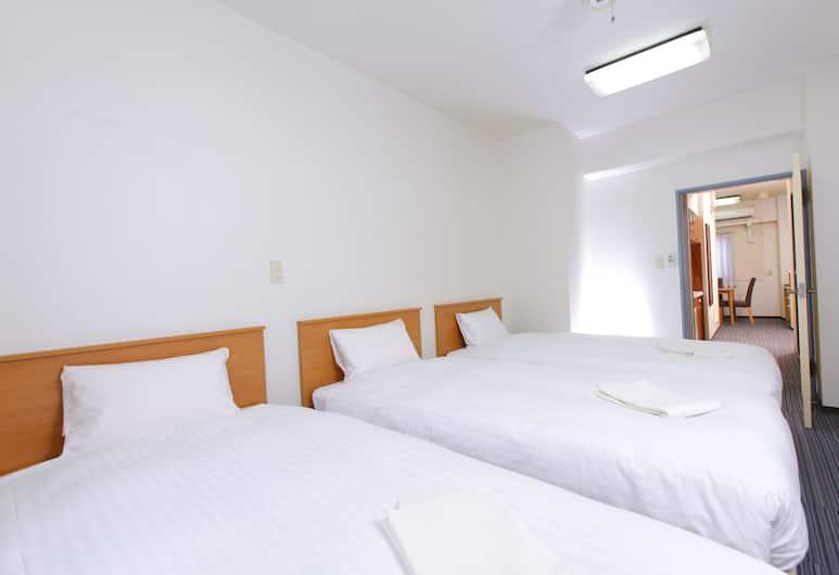 Flexstay Inn Tokiwadai, Tokyo, Superior Triple Room, Smoking With Kitchenette, Room