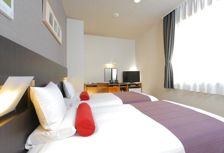 Hotel MyStays Nishi-Shinjuku, Tokyo, Superior Twin Room, Smoking, Guest Room
