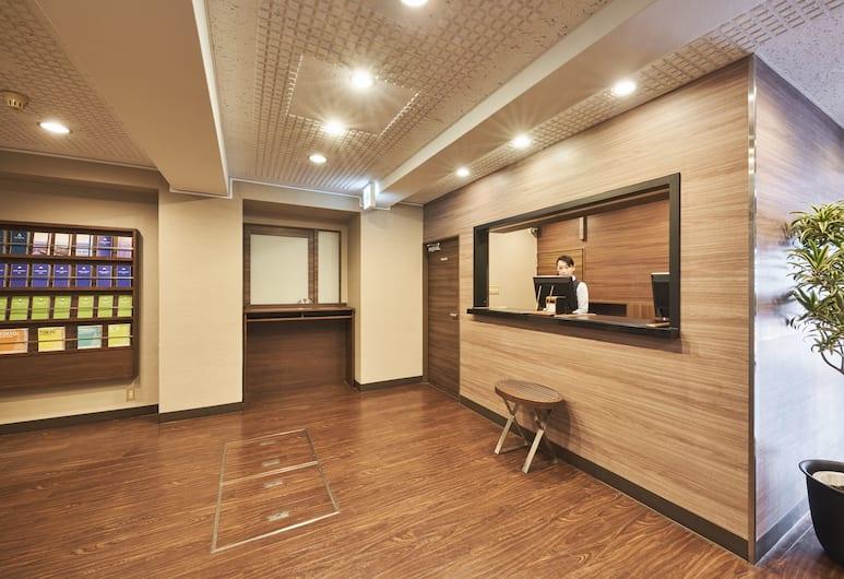 Flexstay Inn Higashi-Jujo, Tokio, Vastaanotto
