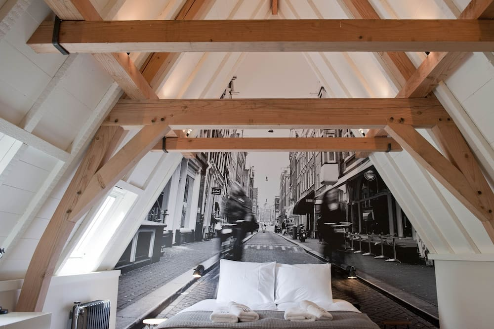 Suite, 1 Schlafzimmer (Wolvenstraat Suite) - Zimmer