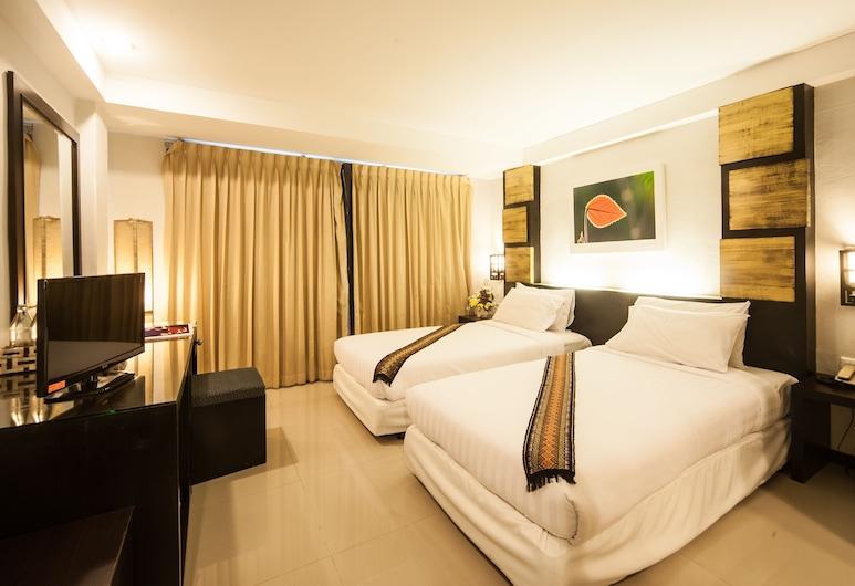 Crystal Inn Phuket, Phuket, Standard Twin Room, Guest Room View