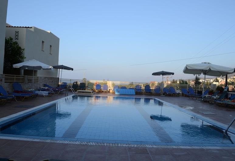 Frida Village, Hersonissos, Outdoor Pool