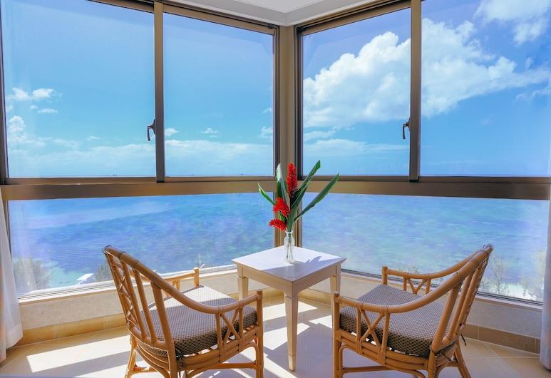 Grandvrio Resort Saipan, Σαϊπάν, Standard Δωμάτιο, Μη Καπνιστών, Θέα στη Θάλασσα (Taga Tower), Μπαλκόνι