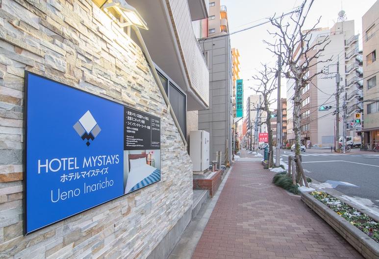 Hotel MyStays Ueno Inaricho, Tokyo, Front of property