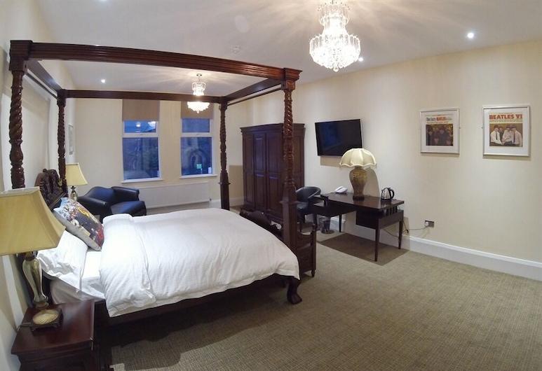 The Penny Lane, Liverpool, Habitación doble superior, baño privado, Habitación