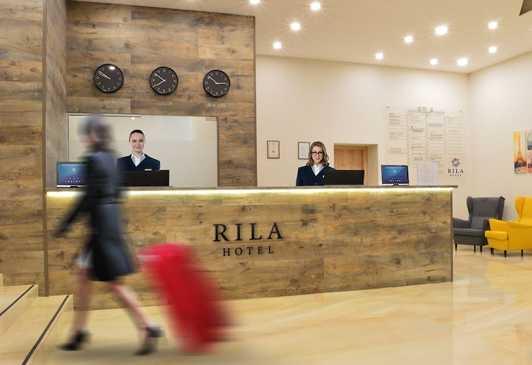 Hotel Rila Sofia, Sofia