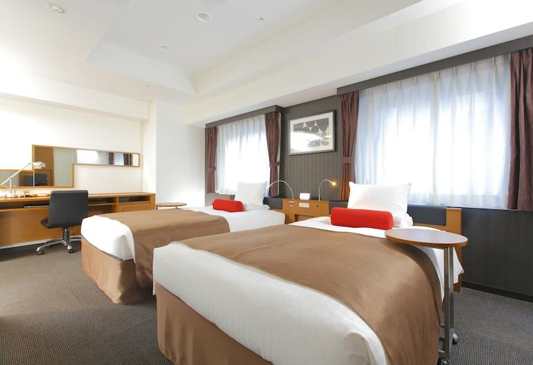 Hotel MyStays Kamata, Tokyo, Twin Room, Accessible, Non Smoking, Guest Room