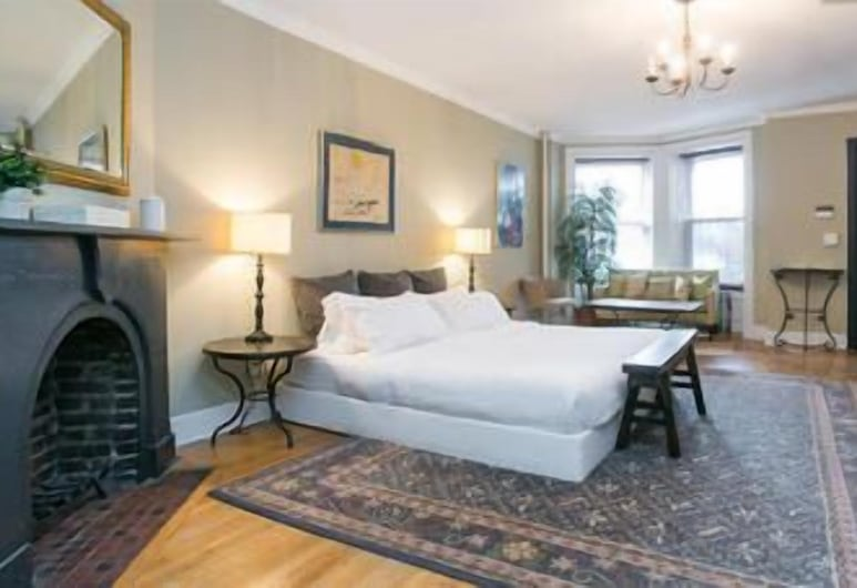 Lefferts Manor Bed & Breakfast, Brooklyn, Apartment, 2 Bedrooms (at Washington Park & DeKalb Ave), Guest Room