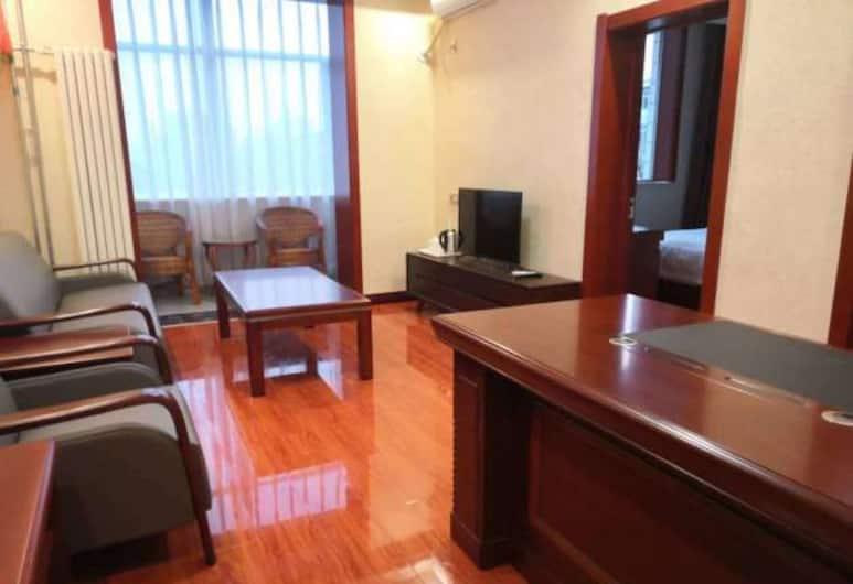 北京フアトンシン ホテル (北京华通新饭店), 北京, デラックス スイート, 客室
