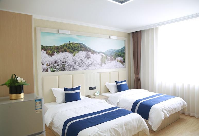 北京豐榮君華酒店, 北京市, 高級標準間, 客房