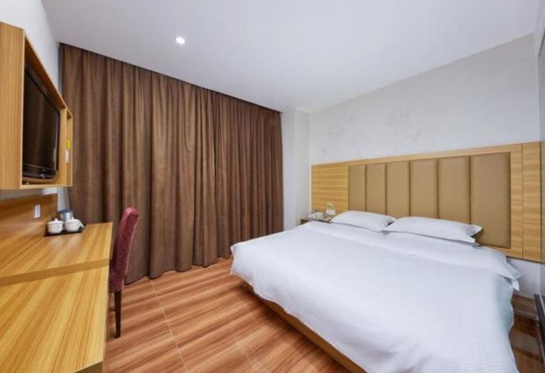 金泰酒店, 廣州市, 豪華大床房, 客房
