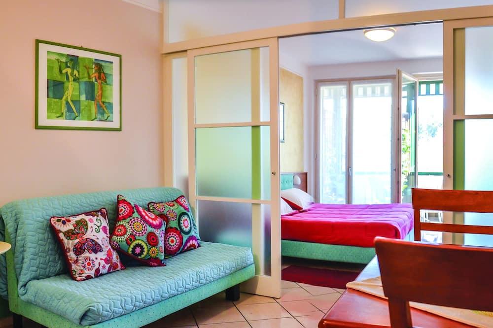 إستديو - غرفة معيشة