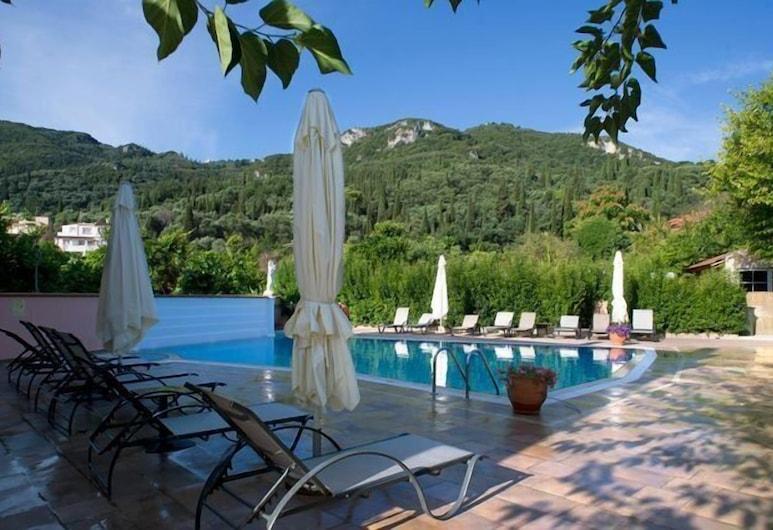 Apartments Corfu Sun Pool Side, Corfu, Εξωτερική πισίνα