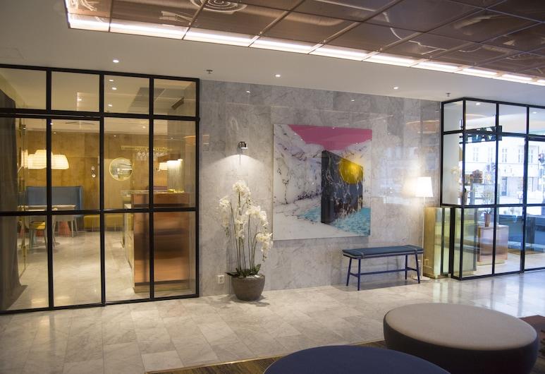 First Hotel Fridhemsplan, Stockholm, Lobby