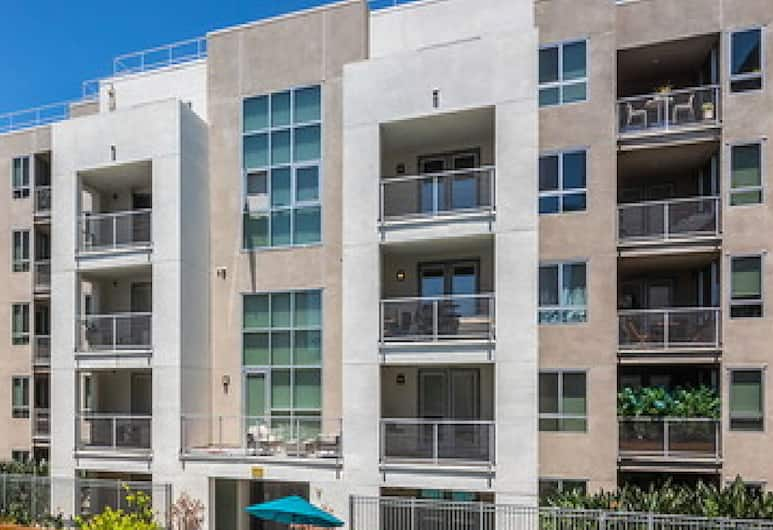 Heaven on Hollywood Boulevard Furnished Apartments, Los Angeles, Exteriér